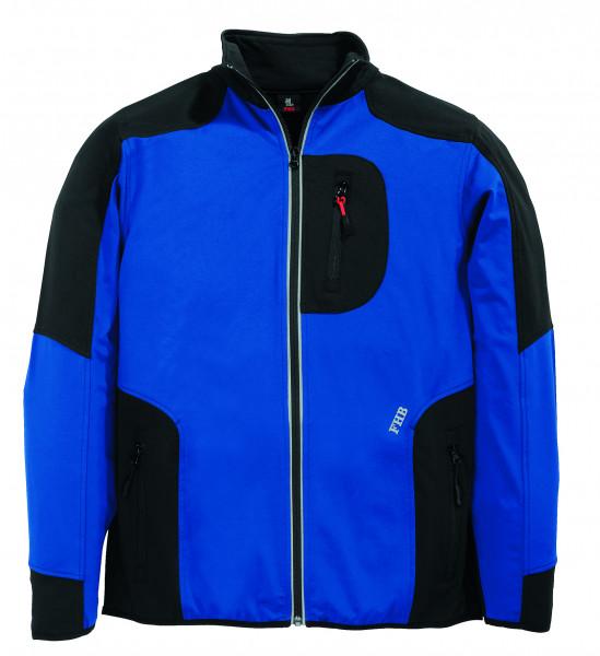 Bekleidung & Schutzausrüstung FHB Jersey-Fleece-Jacke RALF anthrazit-schwarz Gr.2XL Airsoft