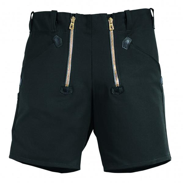 WIM Zunft-Shorts Rips-Moleskin, schwarz