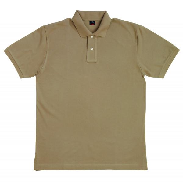 DANIEL Polo-Shirt, beige