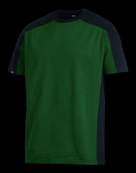 MARC T-Shirt, grün/schwarz