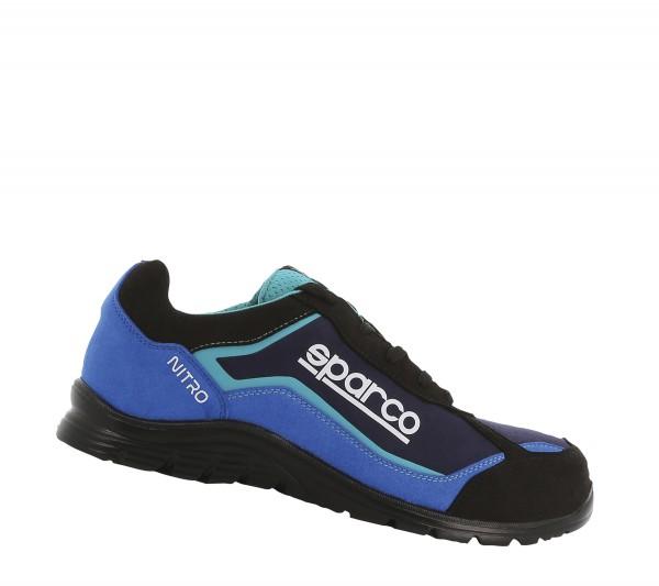 Sparco Nitro Black Blue S3