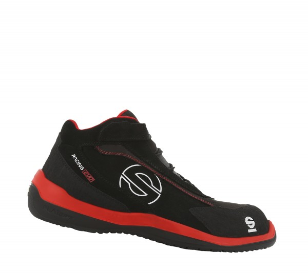 Sparco Racing Evo Black Red S3