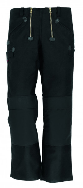 FHB HARALD Zunfthose Stretch-Pilot, schwarz