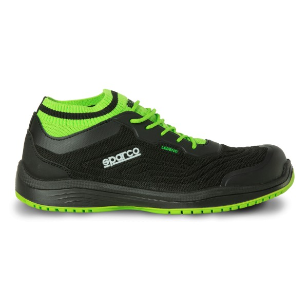 Sparco Legend S1P ESD Black Green
