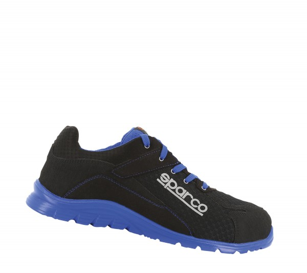 Sparco Practice Black Blue S1P