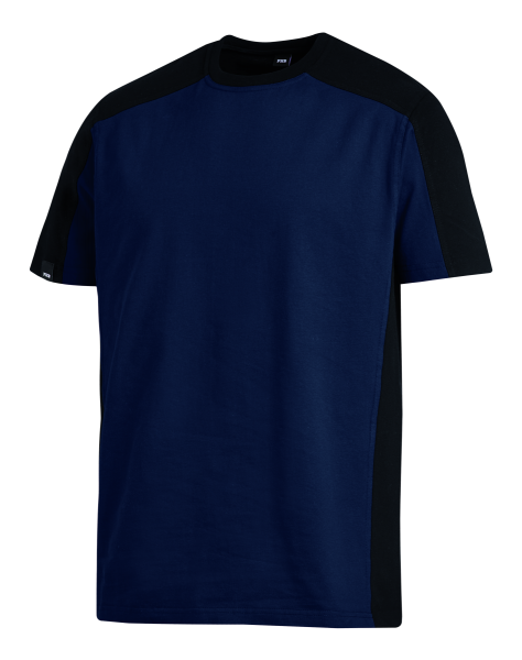 MARC T-Shirt, marine/schwarz