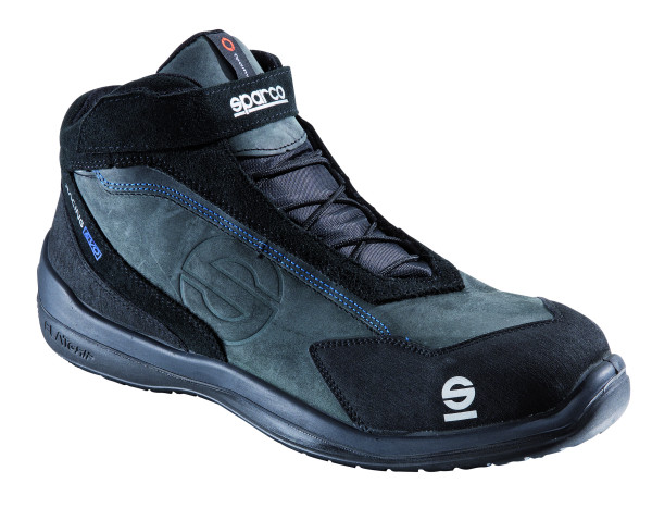 Sparco Black Racing Evo S3