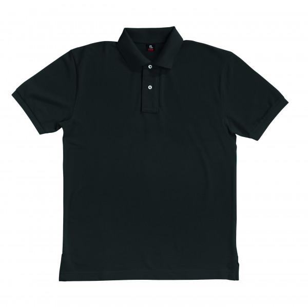 DANIEL Polo-Shirt, schwarz