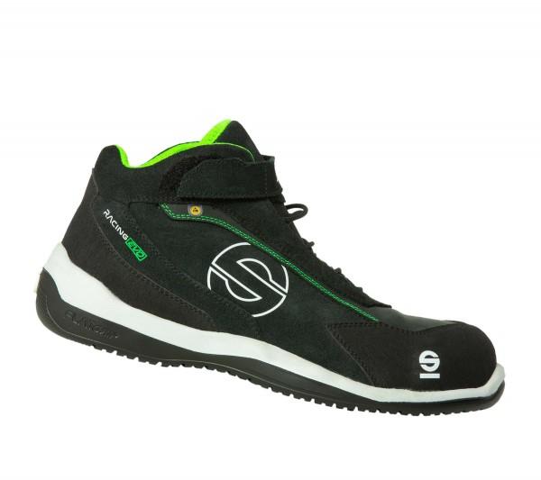 Sparco Racing Evo S3 ESD Black Green