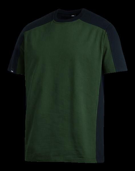 MARC T-Shirt, oliv/schwarz